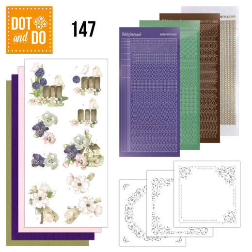 Dot and Do 147 Happy Spring