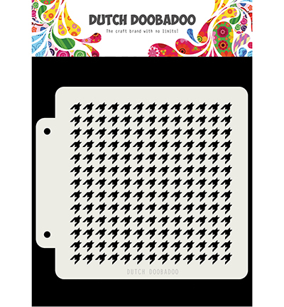 Dutch Mask Art Pepita