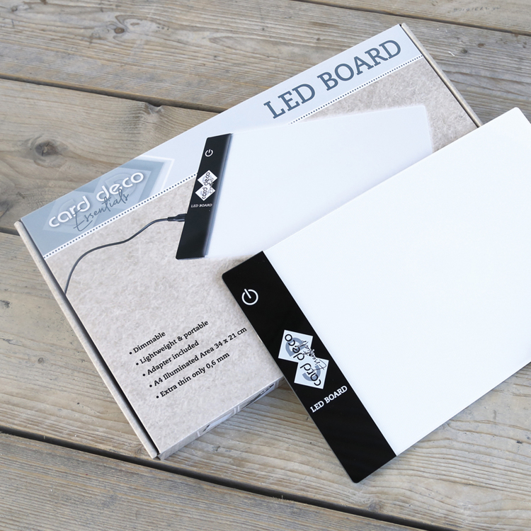 Led Board - Card Deco Essentials