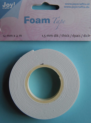 Foam Tape 1,5 mm