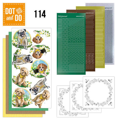 Dot and Do 114- Dogs