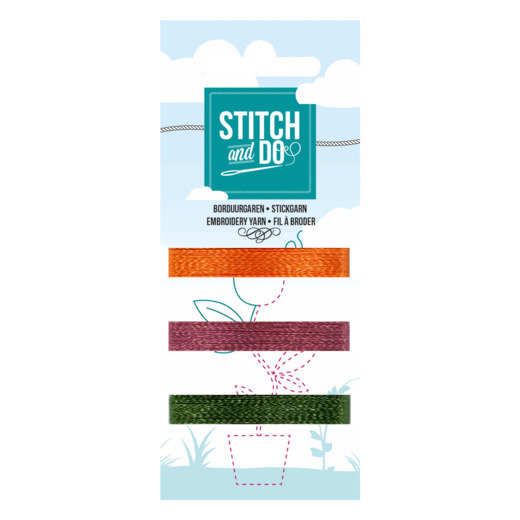 STDOBG057 - Stitch and Do 57 - Mini Garenkaart