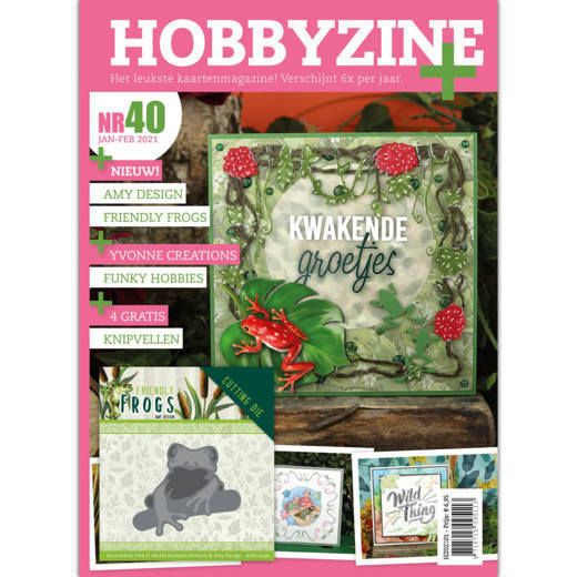 Hobbyzine Plus 40 - HZ02101